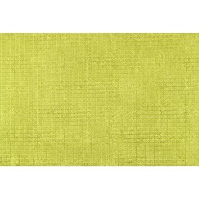Tappeto Ali baba , verde, 50x75 cm