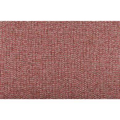 Tappeto Chantal in cotone, rosso, 50x80 cm