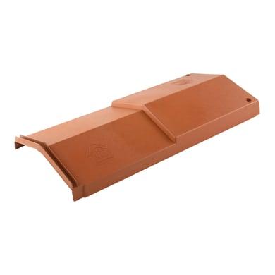 Colmo in polipropilene 40 x 40 cm terracotta