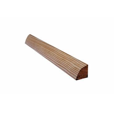 1/4 di tondo piallato pino 2.1 m x 30 mm, Sp 30 mm