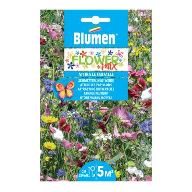 Seme fiore FLOWER MIX FIORI LE FARFALLE nan20 g