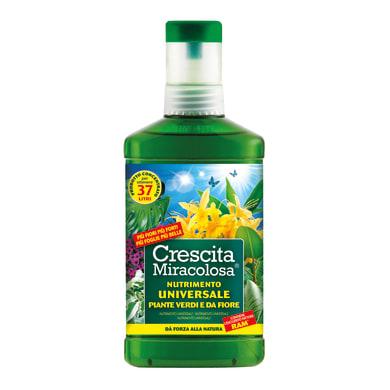 Concime liquido Crescita miracolosa universale 375 ml