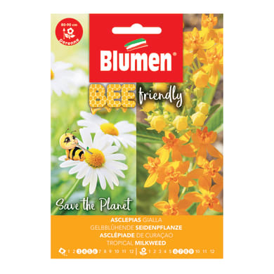 Seme fiore BEE FRIENDLY ASCLEPIAS nan20 g