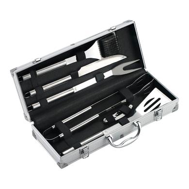 Kit utensili OMPAGRILL in inox