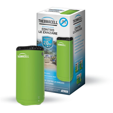 Diffusore repellente pastiglia THERMACELL Mini Halo Verde