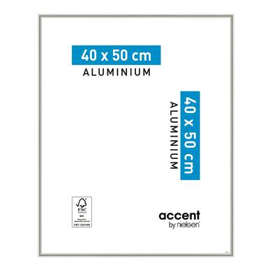 Cornice Accent grigio per foto da 40x50 cm