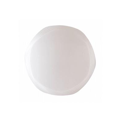 Plafoniera moderno Psyche LED integrato bianco, in metallo,  D. 50 cm