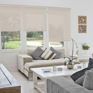 Tenda a rullo filtrante INSPIRE Screen sabbia 105 x 250 cm