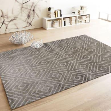 Tappeto Line , grigio, 160x230 cm