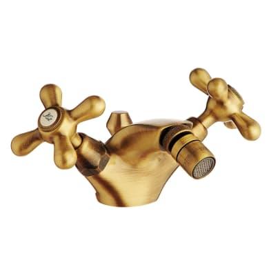 Rubinetto per bidet Liberty bronzo bronzo