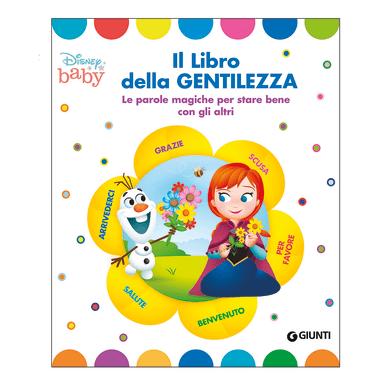 Libro Baby scoperte Disney