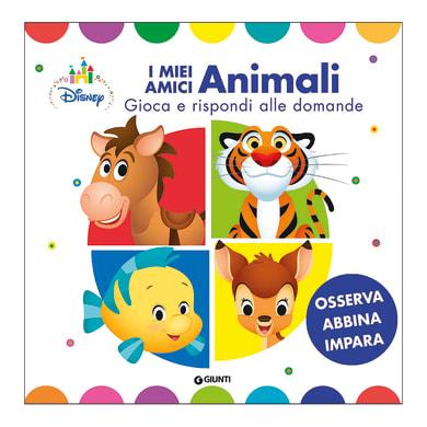 Libro I miei amici animali Disney