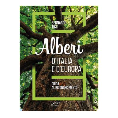 Libro Alberi d'Europa e d'Italia De Vecchi