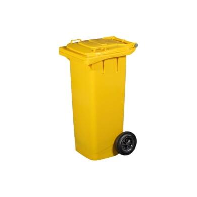 Pattumiera Quadro giallo 80 L