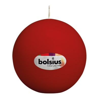 Candela BOLSIUS essenza no  Ø 7 cm H 7 cm