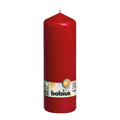 Candela BOLSIUS essenza no  Ø 7 cm H 21 cm