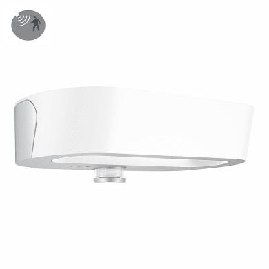 Applique L 710 LED integrato con sensore di movimento, grigio, 8.6W 670LM IP54 STEINEL