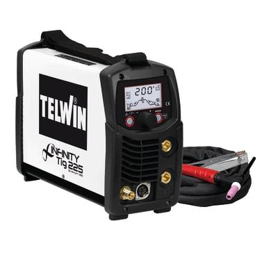 Saldatrice inverter TELWIN Infinity mma, tig e tig puls 200 A 0 W