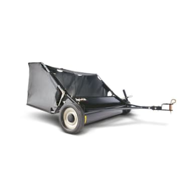 Scopa per trattorino Spazzatrice su misura per prato 380 L