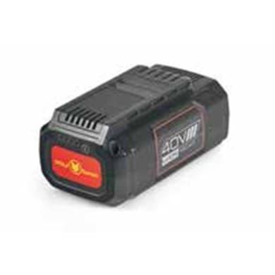 Batteria in litio (li-ion) 40 V 2.5 Ah