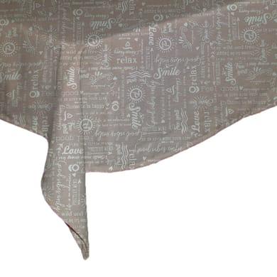 Tovaglia ecru 140x180 cm