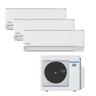 Climatizzatore trialsplit PANASONIC RZ 12000 BTU classe A++