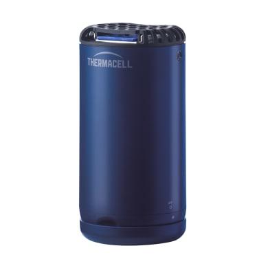Repellente ricarica per zanzare THERMACELL THERMACELL MINI HALO NAVY la confezione contiene 1 dispositivo, 1 bomboletta, 3 piastrine