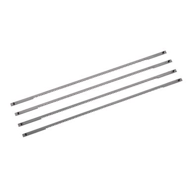 Scrool hand saw blade STANLEY Confezione 4 lame di ricambio per legno 160 mm