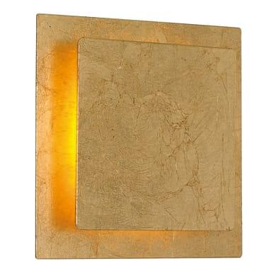 Applique moderno Fey LED integrato oro, in metallo, ACTION