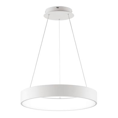 Lampadario Cameron LED integrato bianco, in metallo, WOFI