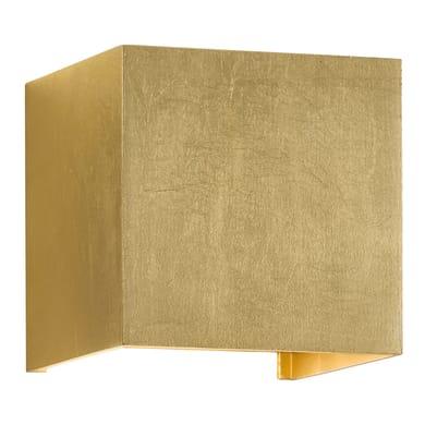 Applique moderno Galway LED integrato oro, in metallo, WOFI