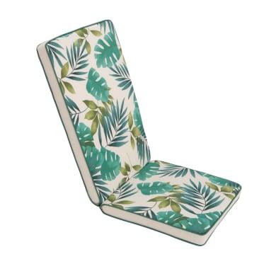 Cuscino per sedia Marjorie fantasia 49x120 cm