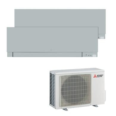 Climatizzatore dualsplit MITSUBISHI Kirigamine classe A++