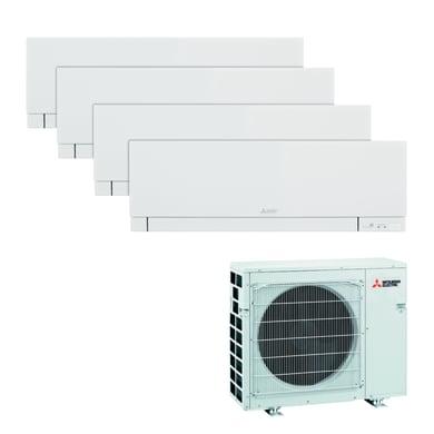Climatizzatore quadrisplit MITSUBISHI Kirigamine 9000 BTU classe A+++