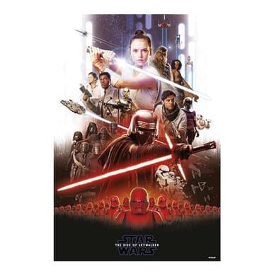 Poster Star Wars IX 61x91.5 cm
