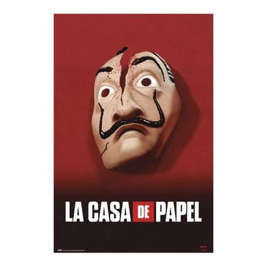 Poster La Casa de Papel Maschera 61x91.5 cm