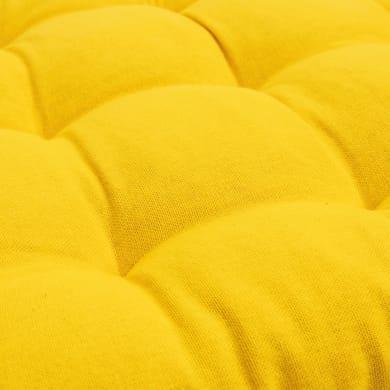 Cuscino per sedia COPRISEDIA SANTORIN giallo 38x38 cm