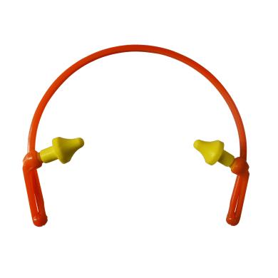 Cuffia auricolare con archetto SNR 24 dB DEXTER monouso