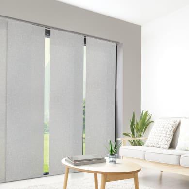 Pannello giapponese INSPIRE Paillettes talpa 60x300 cm