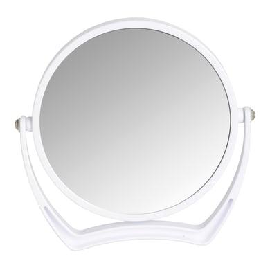 Specchio ingranditore tondo Noale L 19.5 x H 19 cm Ø 16 cmWenko