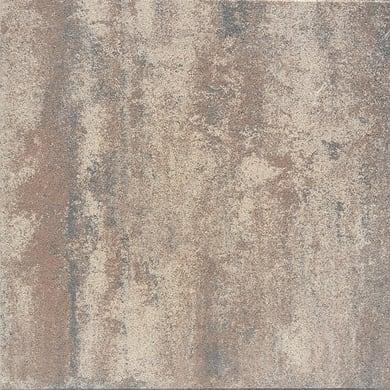 Lastra lastra mega mediterraneo resistente al freddo 50 x 50 cm bancale da 0.25 mq