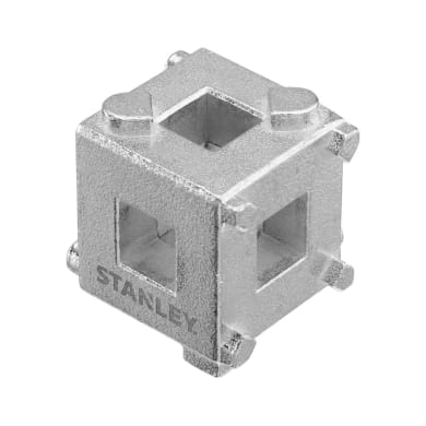 Bussola STANLEY Chiave per arretramento pistoncini in acciaio 30 mm