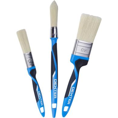 Kit di spazzole DEXTER 1 pezzi 80 mm