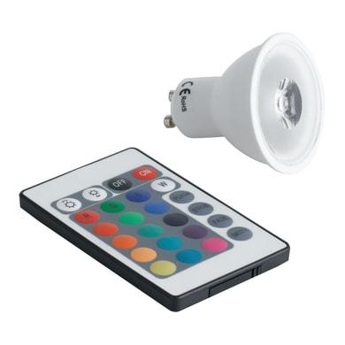 Lampadina Con Funzioni Aggiuntive LED I-LUMYA-GU10-RGB multicolore GU10 3W = 150LM (equiv 3W) 38°