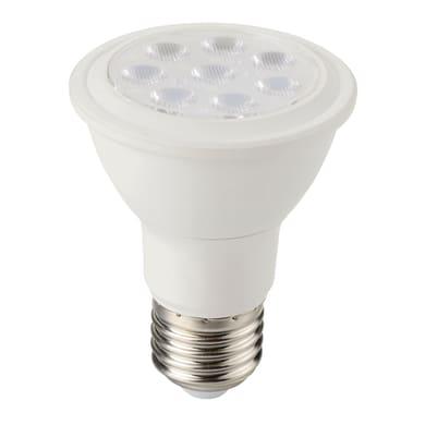 Lampadina LED, E27, Faretto, Opaco, Luce calda, 8W=640LM (equiv 75 W), 40°