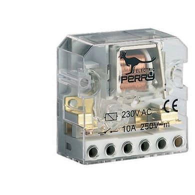 Contattore PERRY Sequenze 10A 230V