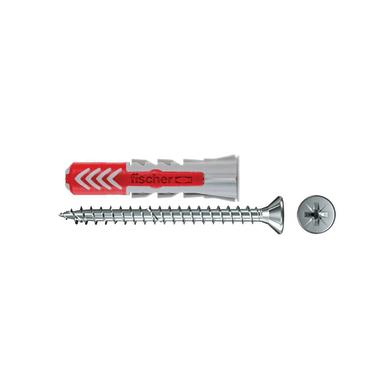 Tassello universale Duopower 6, L 30 mm, Ø 6 mm, 50 pezzi