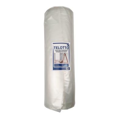 Telo protettivo in polietilene TELOTTO L 12 m x H 600 cm 120 g/m²