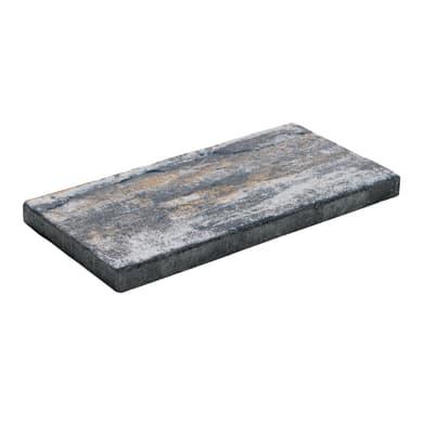Passo giapponese in pietra ricostituita LASTRA LATINA MIX LUSERNA 24 x 3 cm