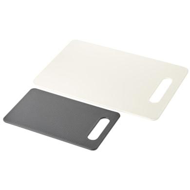 Set di 2 Tagliere DELINIA in plastica L 24.0 x H 35.0 cm